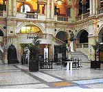 The Bristol City Museum & Art Galleries Foyer