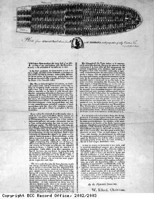 Leaflet of Plymouth Committee of Abolitionists