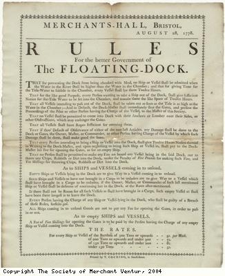 Better government of Floating Dock rules
