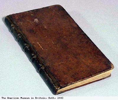 Book of poems by slave, Phillis Wheatley