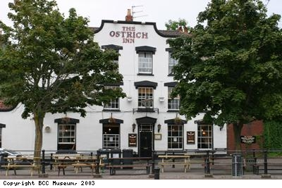 The Ostrich pub Bristol