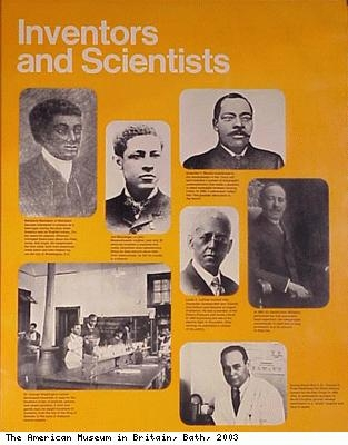 Inventors and Scientists poster