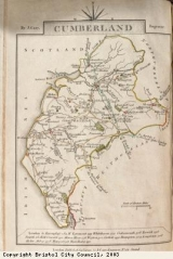Cumberland from Carys travellers companion