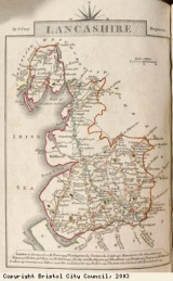Lancashire from Carys' Traveller's Companion