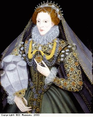 Portrait, Queen Elizabeth I