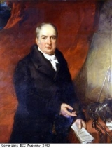 The Rev Thomas Roberts