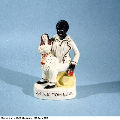 Figurine of Uncle Tom and Eva